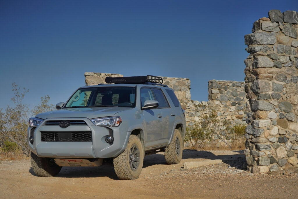There is good and bad in owning a 4Runner.