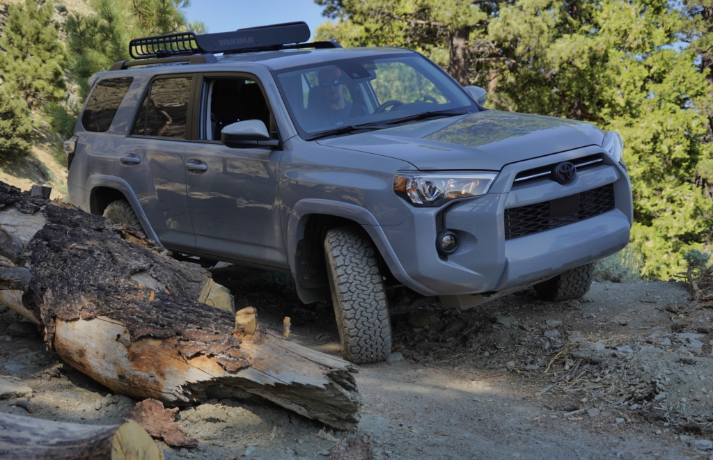 Truck Review: 2021 Toyota 4Runner Trail Edition