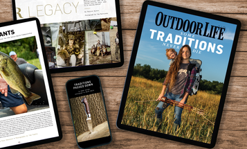 Traditions Unchanged: The Newest Issue of the Outdoor Life Digital Edition