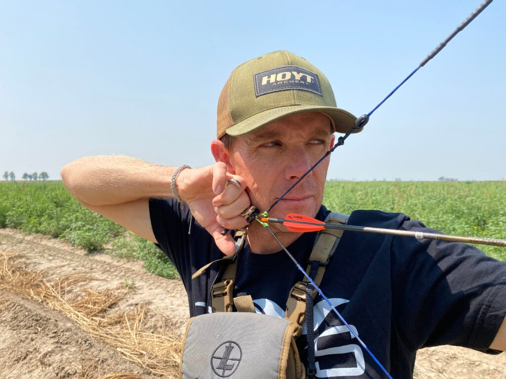Bowhunting practice is all about consistency and repeatability.