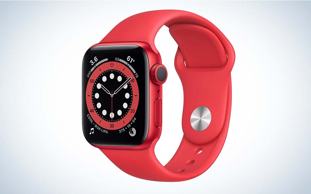 The Apple Watch Series 6 is our pick for best sport watches.