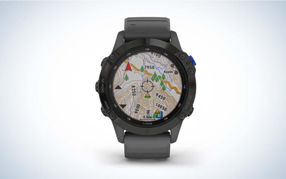 Garmin Fenix 6 Solar Pro is our pick for best sport watches.