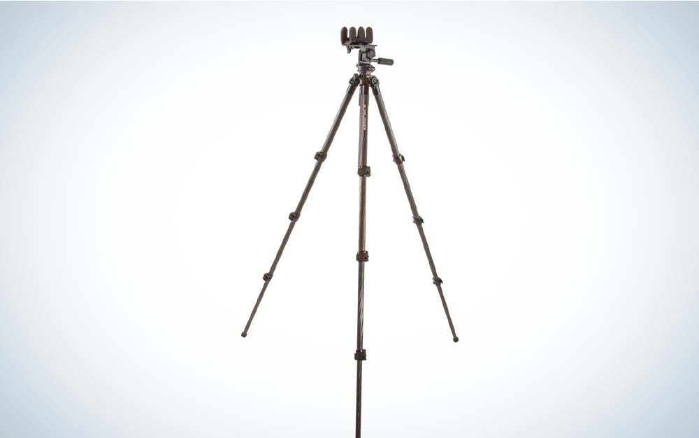 New tripods include the Kopfjager K800CF.