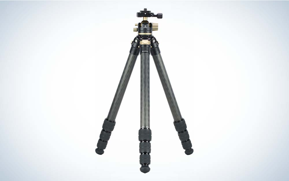 New tripods include the Leupold ProGuide.
