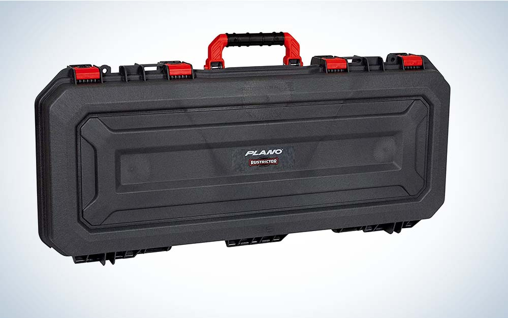 The Plano is the best gun case.