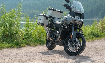 Adventure Motorcycle Review: The Harley-Davidson Pan America 1250