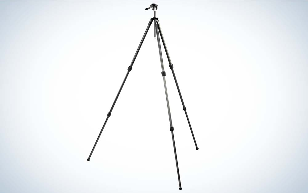 New tripods include the Vortex Ridgeview Carbon.