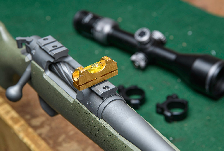 Maven riflescope mounting