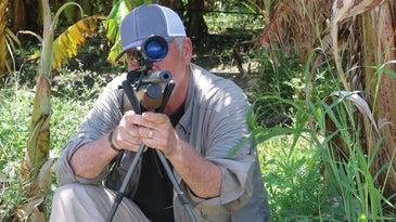 Hatsan FlashPup air rifle review and accuracy test.