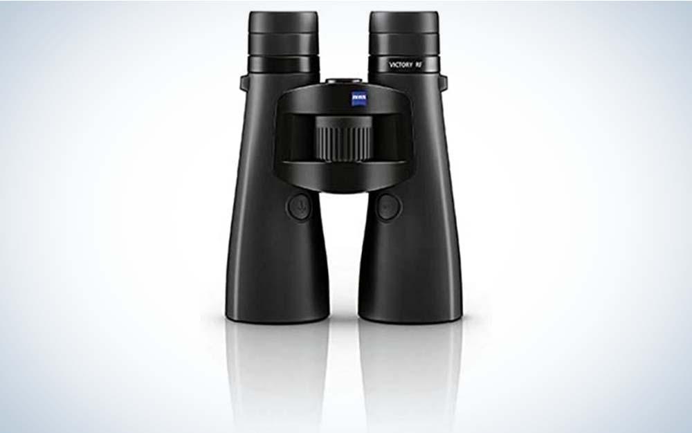 Black Zeiss Victory rangefinding binoculars