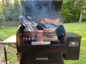 Best Wood Pellets for Smoking Wild Game