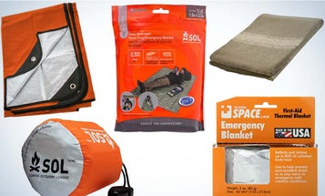 Best Emergency Blankets to Survive the Elements