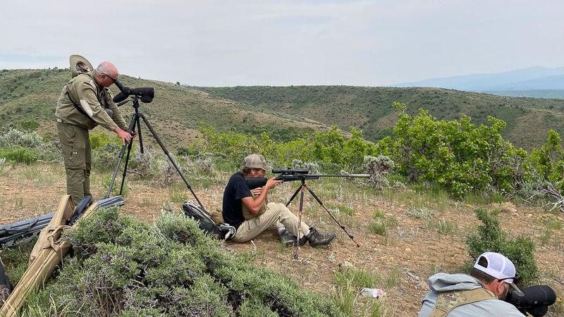 Long-Range Shooting School for Hunters
