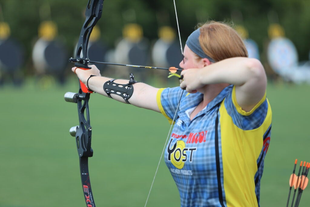 Barebow archery on the rise