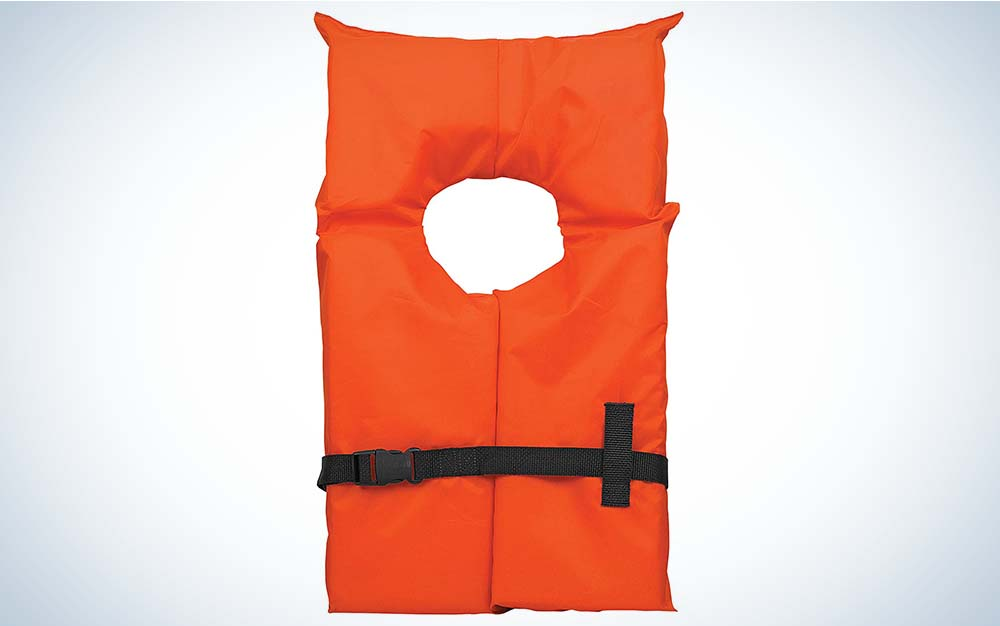 Airhead is the best life jacket.