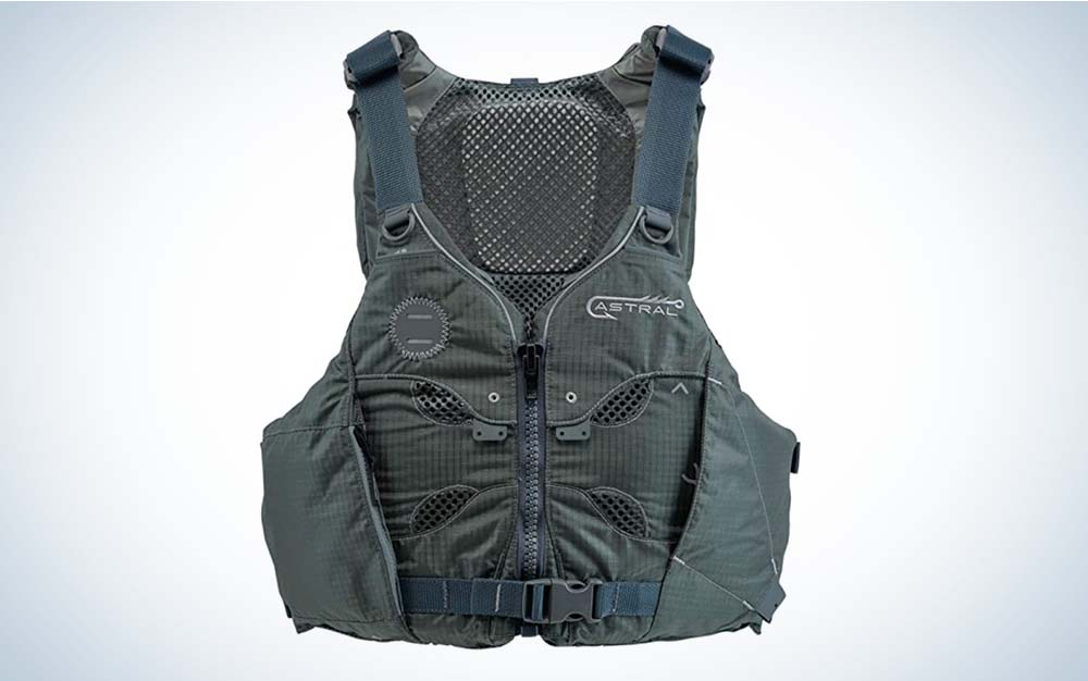 This Astral Vest is the best life jacket.