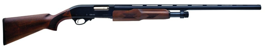 CZ's 612 is a great entry-level shotgun.