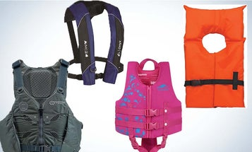The Best Life Jackets for Boating, Kayaking, and Fishing