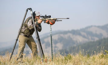 Using Bags and Tripods for Long-Range Shooting In Hunting and Competition