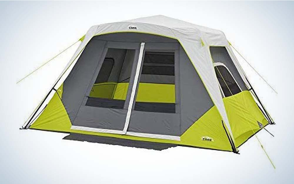 Core6p is the best family tent.