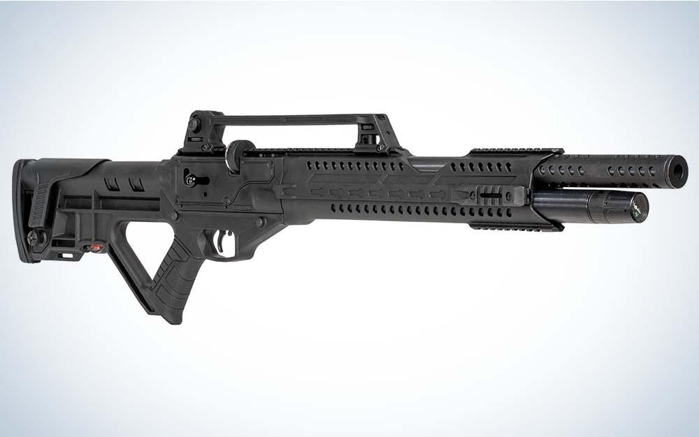 The Hatsan Invader air rifle.