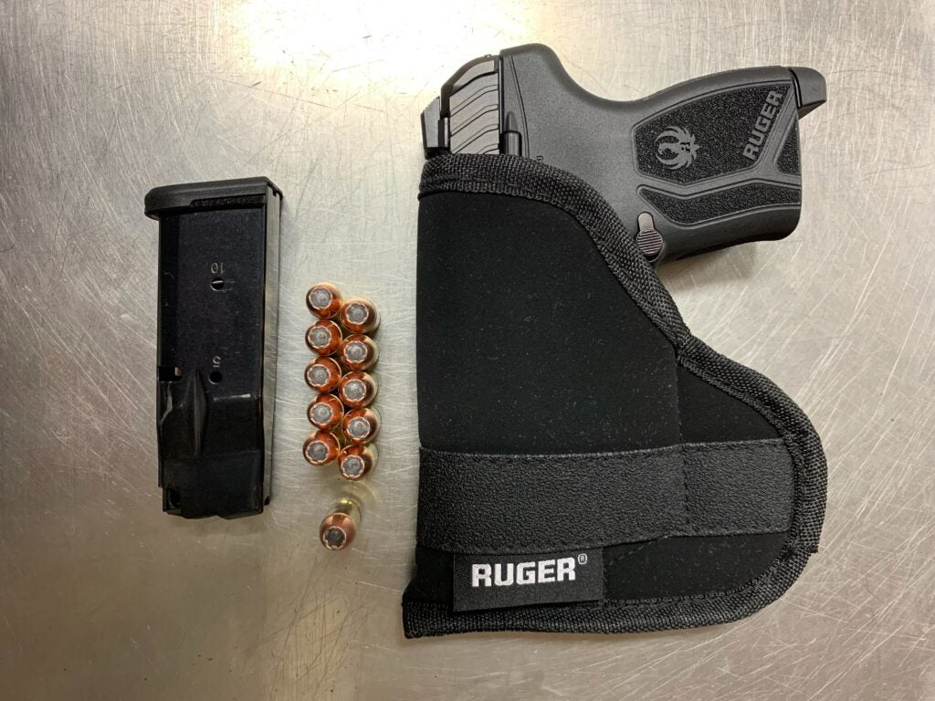 ruger LCP max