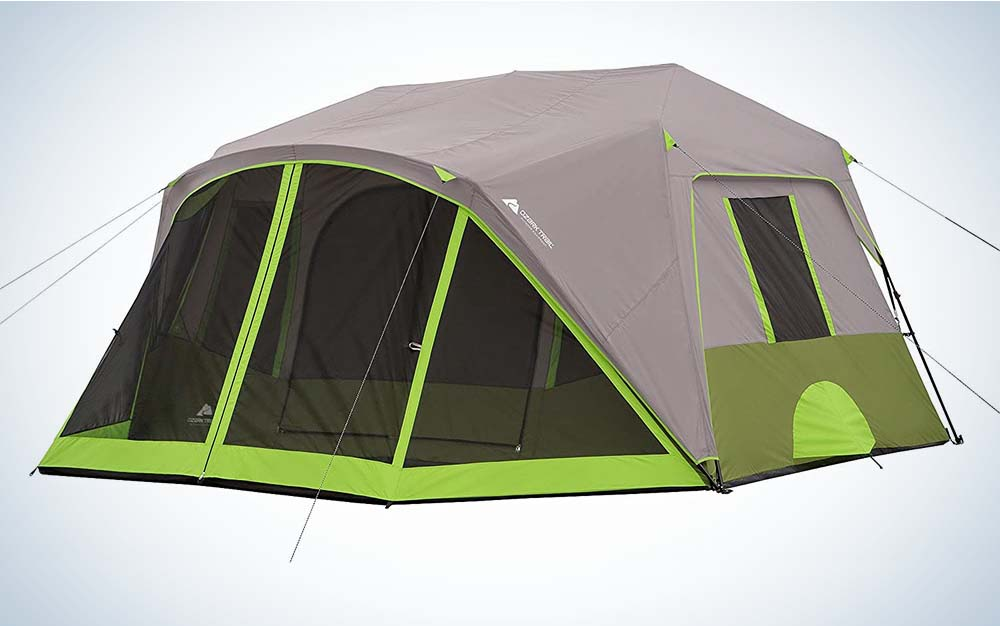Ozark 9p is the best family tent.
