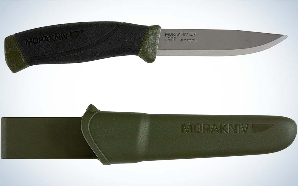 The Companion is our pick for best survival knife.