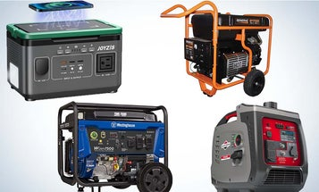 The Best Portable Generators for Your Home, Camping, and Emergencies