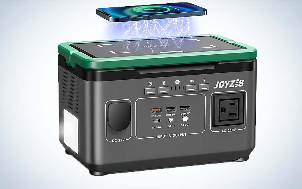 The Joyzis is our pick for the best portable generator.