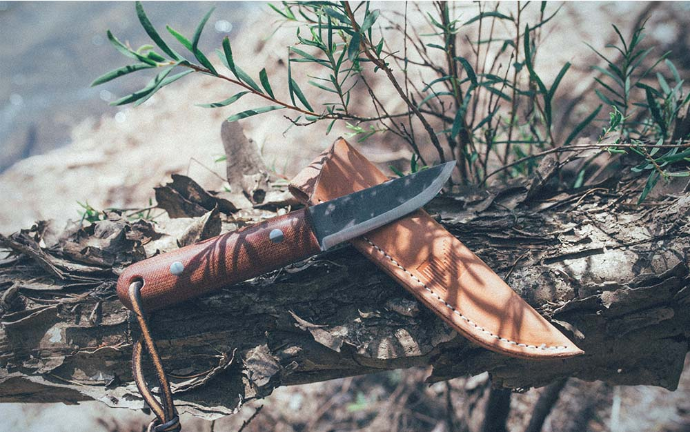 The Sacha Puukko is our pick for the best survival knife.