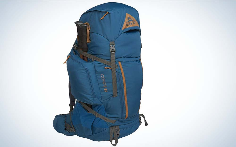 Kelty Coyote is our pick for the best bug out bag.