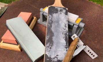 The Best Sharpening Stone: Put a Razor Edge on Any Blade