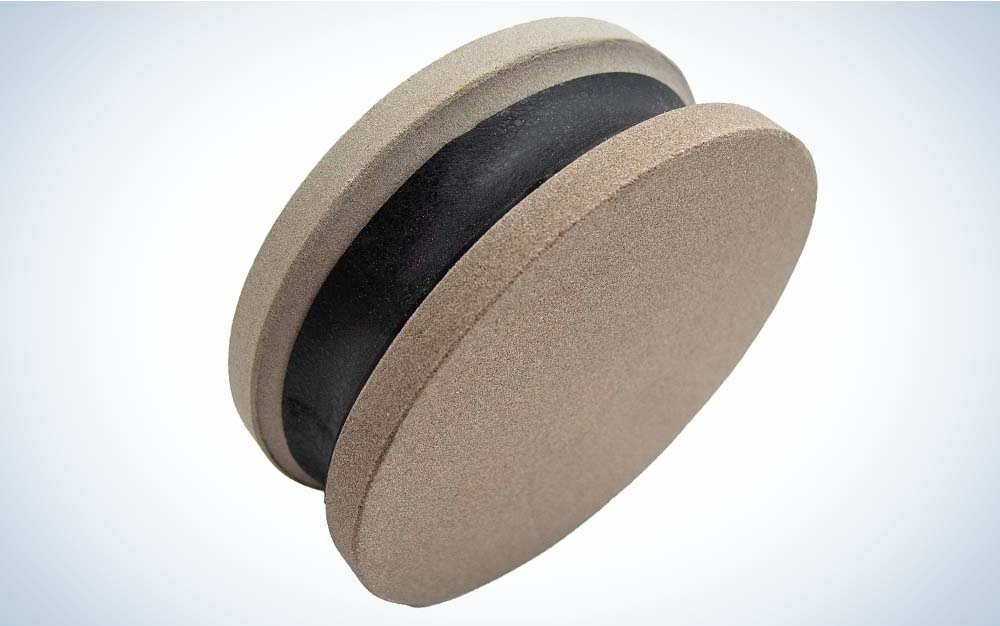 The StraightGrain is our pick for the best sharpening stones.