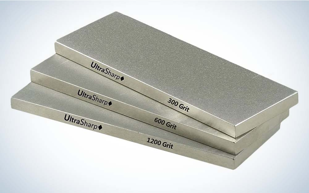 UltraSharp is our pick for the best sharpening stone.