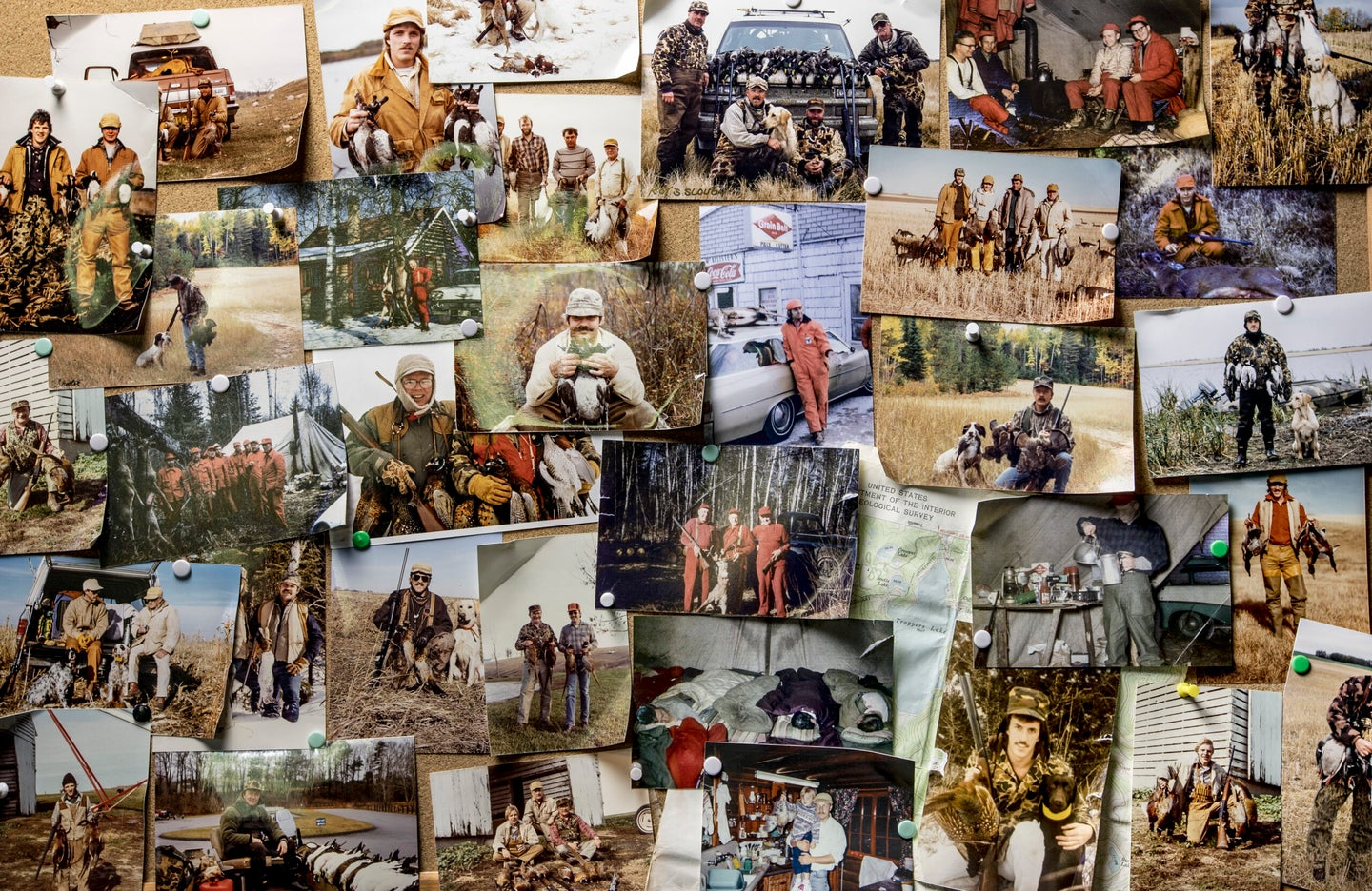 Baby boomers carried hunting culture for decades.