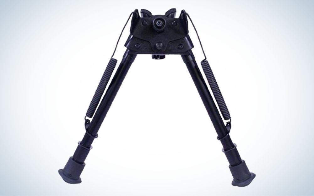 Harris Series S is the best rifle bipod.