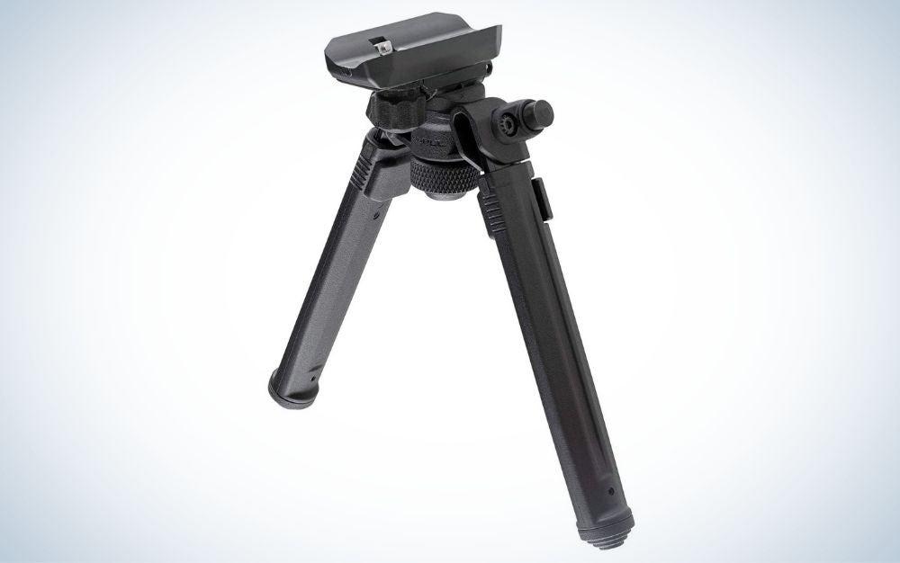 Magpul Rifle Bipod is the best rifle bipod.