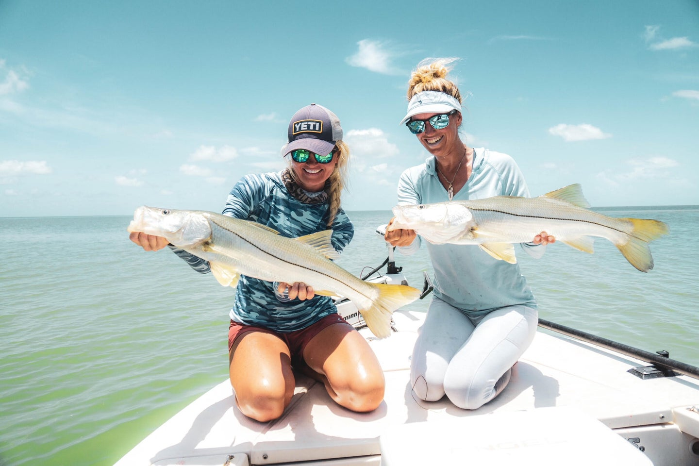 Snook are just one of 300 species of fish in the 'Glades.