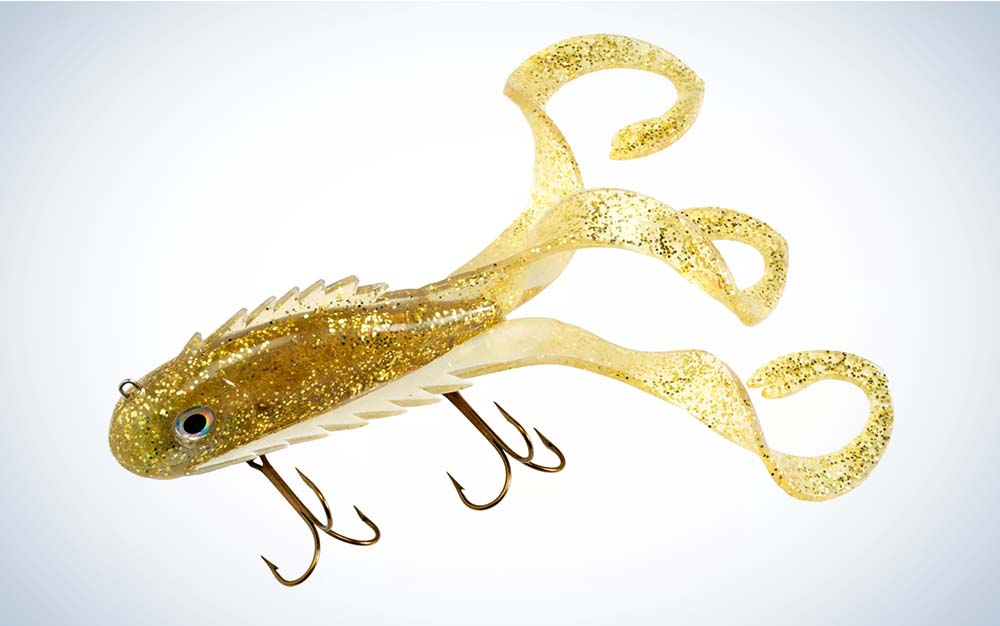 Medusa is the best musky lure.