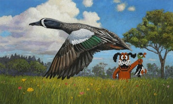 Field & Stream Bought a $33,000 Duck Stamp Contest Entry. Here's Why.