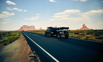 For Outdoorsmen, Torque—Not Horsepower—Is More Important in a Hunting Truck