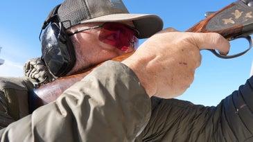 shotgun shooting glasses