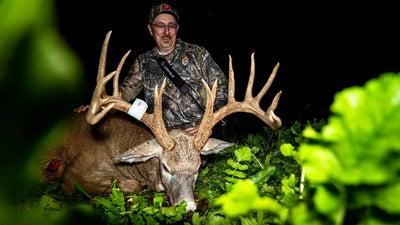 Mark Drury Arrows a Monster 216-Inch Iowa Whitetail