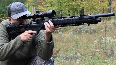 Benjamin Armada Review: A Hunting Air Rifle Made for the Range