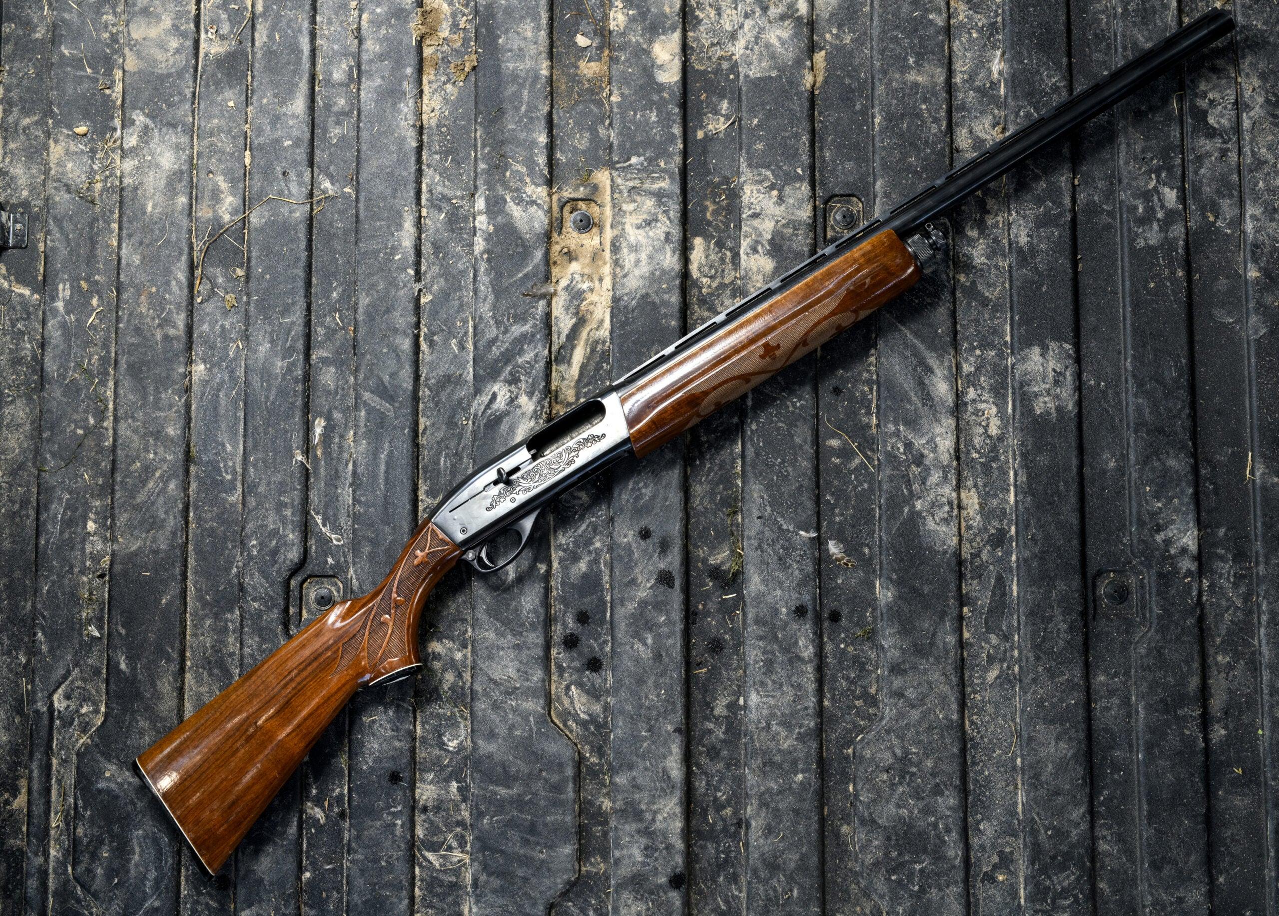 Remington 1100 is the best duck hunting shotgun.