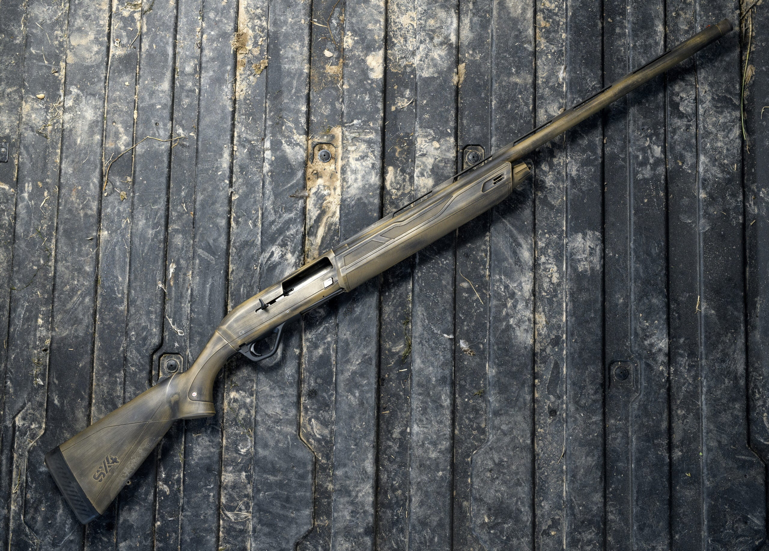 The Winchester Super X4 is the best duck hunting shotgun