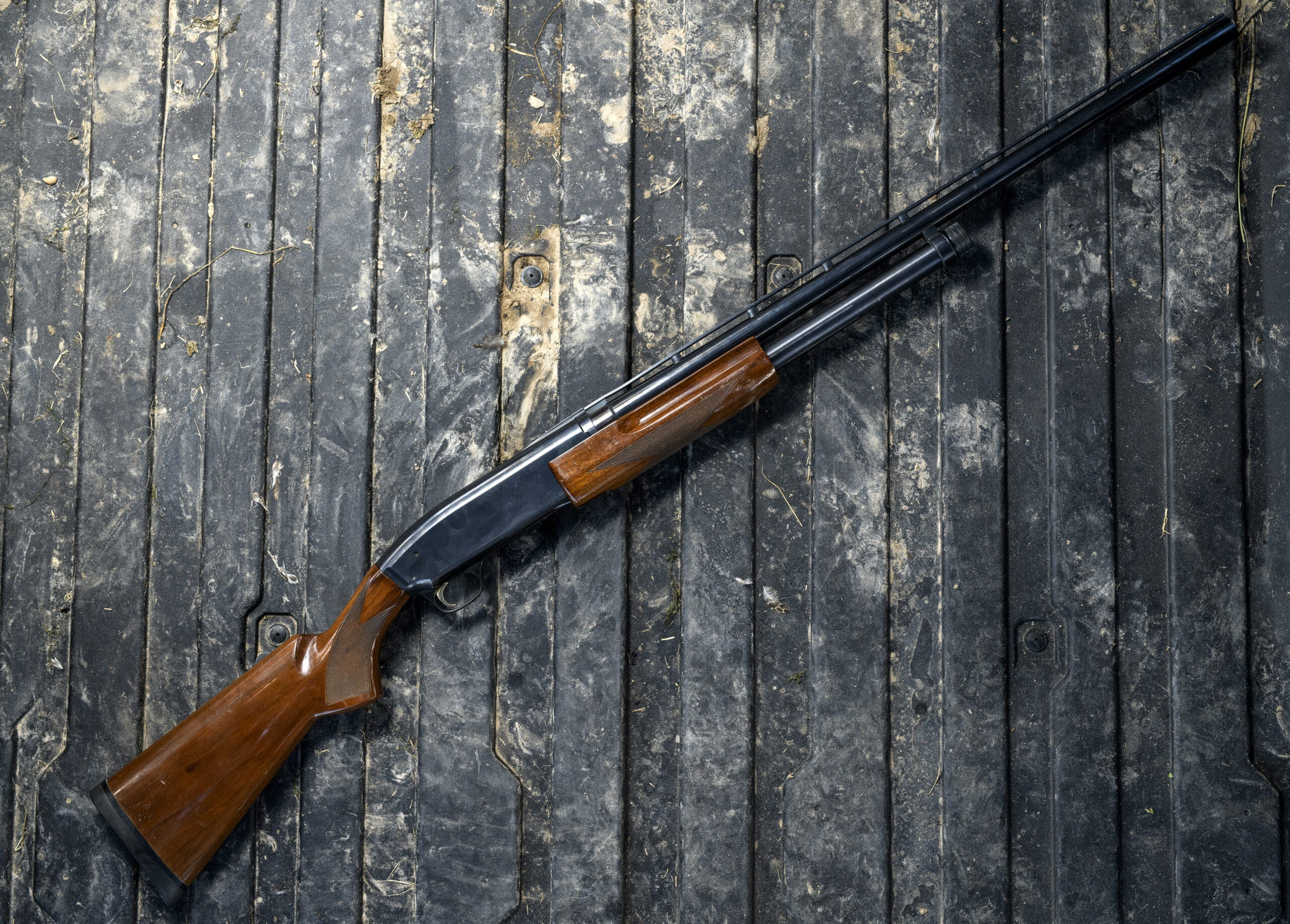 Browning BPS is the best duck hunting shotgun.