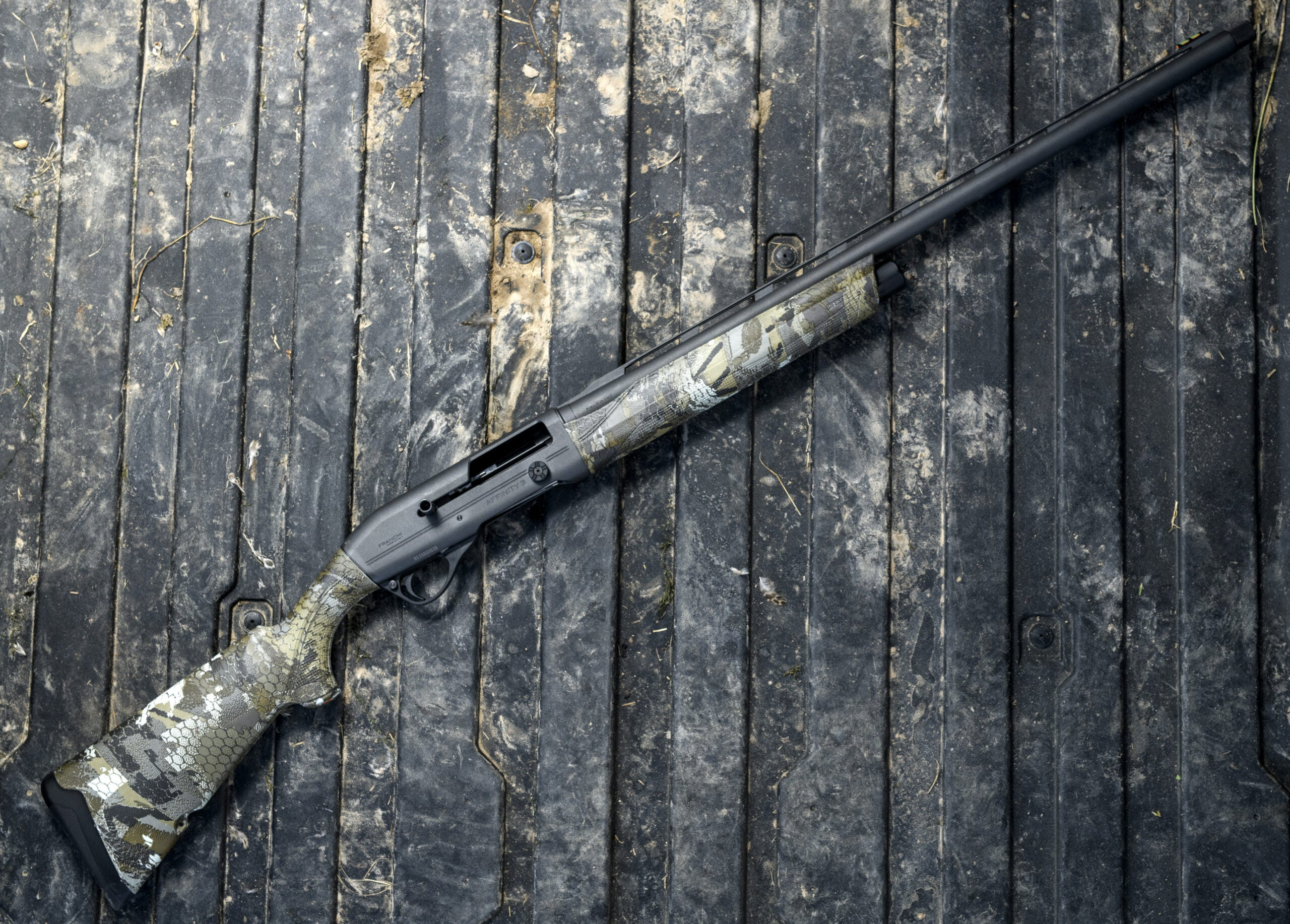 Franchi Affinity is the best duck hunting shotgun