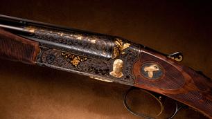 John Olin loved the Winchester 21.